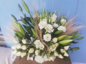 Arreglos Florales Blancos