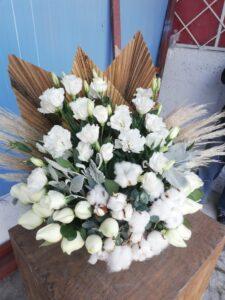 Arreglo Floral para difunto