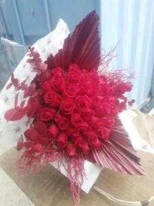 Arreglos Florales de Cumpleaños para mujer